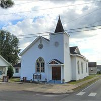 Calvary United Methodist Church - Thibodaux, Louisiana