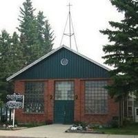 St. Catherine's Church - Edson, Alberta; Rector: Rev. Dr. Joyce Mellor