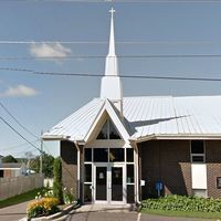 St. John the Baptist Anglican Church - Riverview, New Brunswick; Rector: Rev. Brent W. Ham