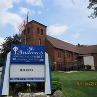 St. Andrew's Anglican Church - Lasalle, Ontario; Rector: Hilton Gomes