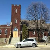 St. John's Anglican Church - Fort Frances, Ontario; Rector: The Ven. Wayne McIntosh