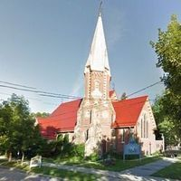 St. John the Evangelist Anglican Church - Elora, Ontario; Rector: Rev