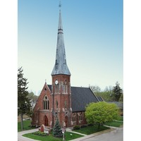 All Saints Church - Whitby, Ontario; Incumbent: The Rev