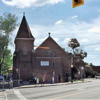 Anglican Church of St. Mary and St. Martha - Toronto, Ontario