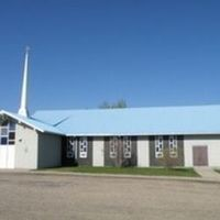 St. Rita's Catholic Church - Valleyview, Alberta; Pastor: Rev. Abraham Joseph Srambical, VC
