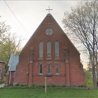 St. John the Evangelist Church - Dundalk, Ontario