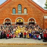 Russian Orthodox Christ The Saviour Cathedral - Toronto, Ontario