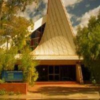 Anglican Church of the Ascension - Alice Springs, Northern Territory; Rector: Archdeacon Bob George