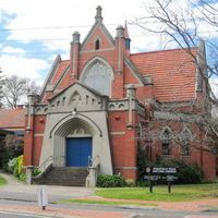 Highfield Road Uniting Church - Canterbury, Victoria