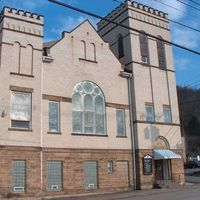 McMechen-Benwood United Methodist Church - McMechen, West Virginia