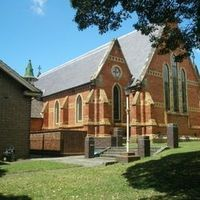 All Saints Church - Petersham, New South Wales; Rector: Neil Emerson