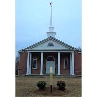 Lupo Memorial United Methodist Church - Greenwood, South Carolina