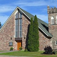 St. Luke's Cathedral - Sault Ste Marie, Ontario; Incumbent: The Very Rev