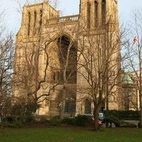 Christ Church Cathedral - Victoria, British Columbia