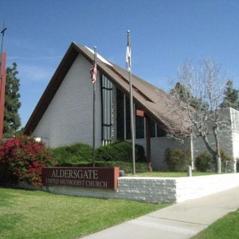 Aldersgate United Methodist Church - Tustin, California