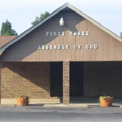 43 Assembly of God - Van Buren, Arkansas