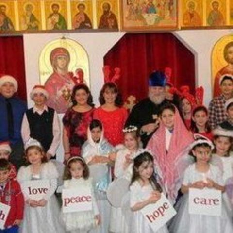 Christmas Presentation 2013 - All Presentees with Father Raphael
