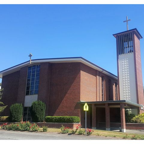 St. Joseph Church - Chehalis, Washington