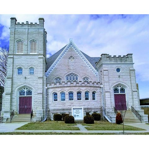 First Presbyterian Church of Hillsdale - Hillsdale, Michigan