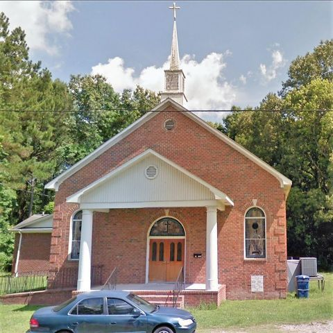 New Bethel AME Church of Red Top, Johns Island, South Carolina, United States