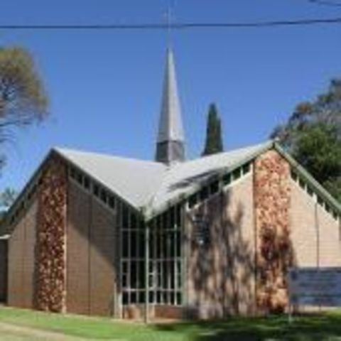Alice Springs Lutheran Church - Alice Springs, Northern Territory
