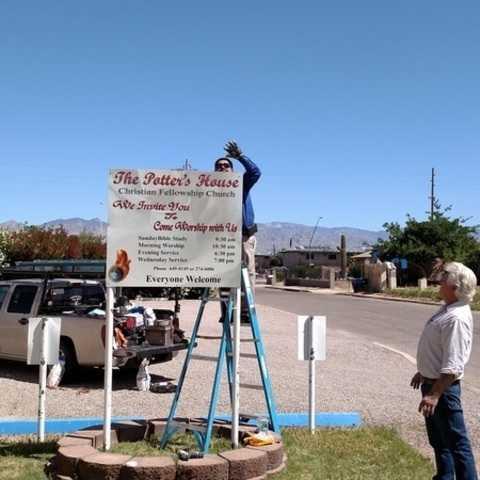 The Potter S House Church Tucson Az Christian Fellowship Ministries Church Near Me