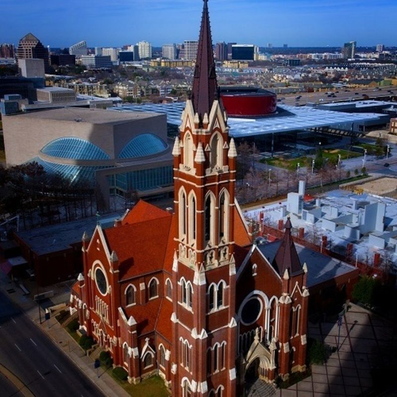 Cathedral Shrine Of The Virgin Of Guadalupe Church - Dallas