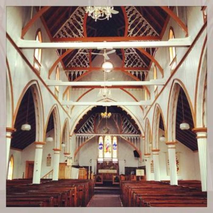 Image result for St. Margaret's anglican church change islands NL