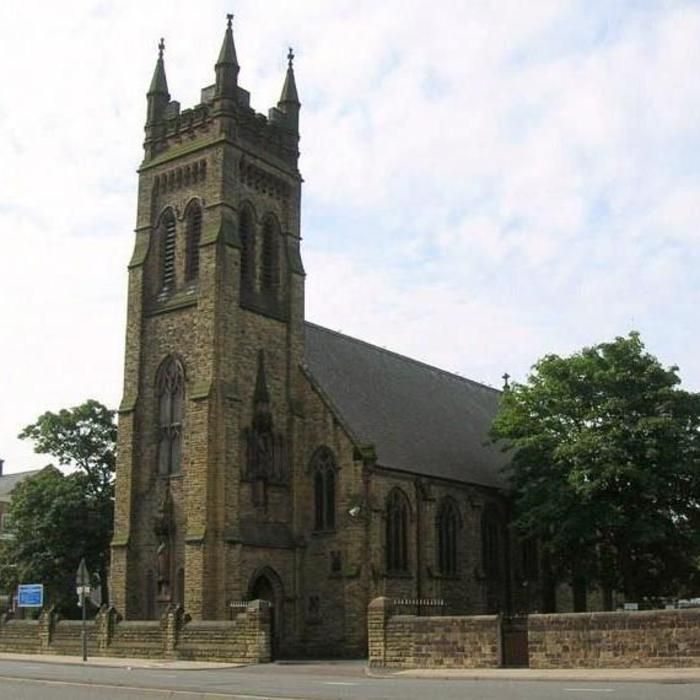 Image result for St Charles church aigburth