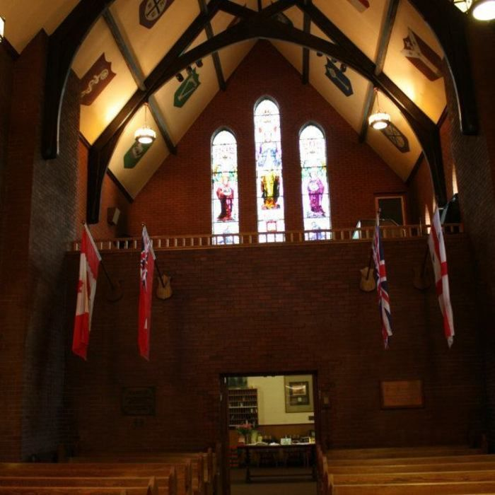St John S Anglican Church Kitchener