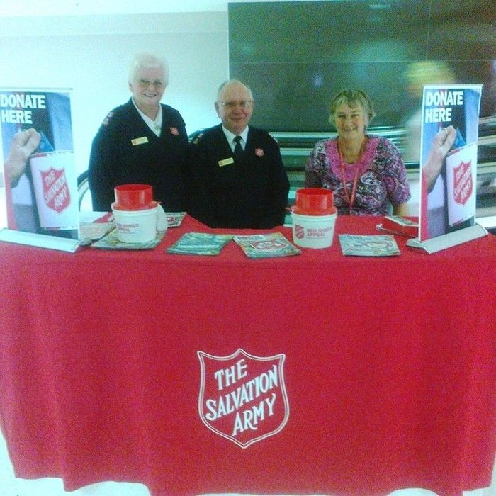 Salvation Army Phone Number In Pawleys Island Sc
