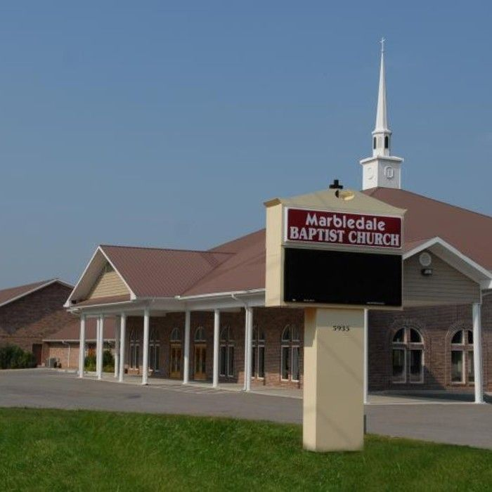 Marbledale Baptist Church Knoxville Tennessee