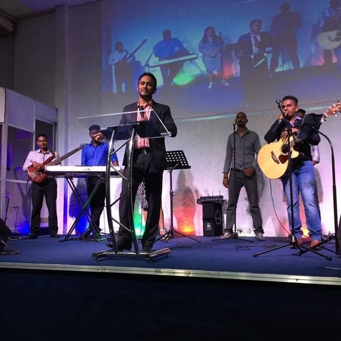 New Home Ministries New Orleans Live Stream