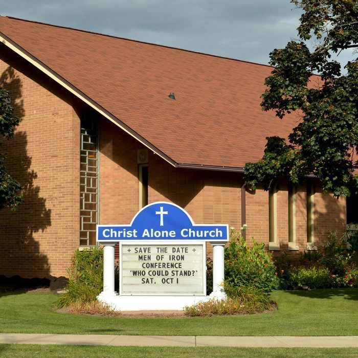 christ alone church