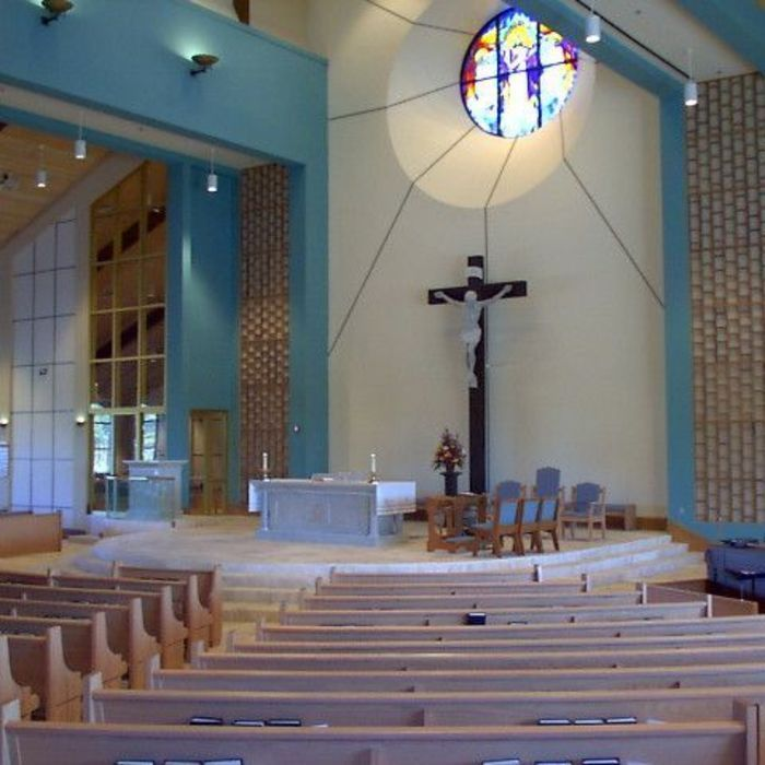 St Thomas By The Sea Catholic Church | Orange Beach ...