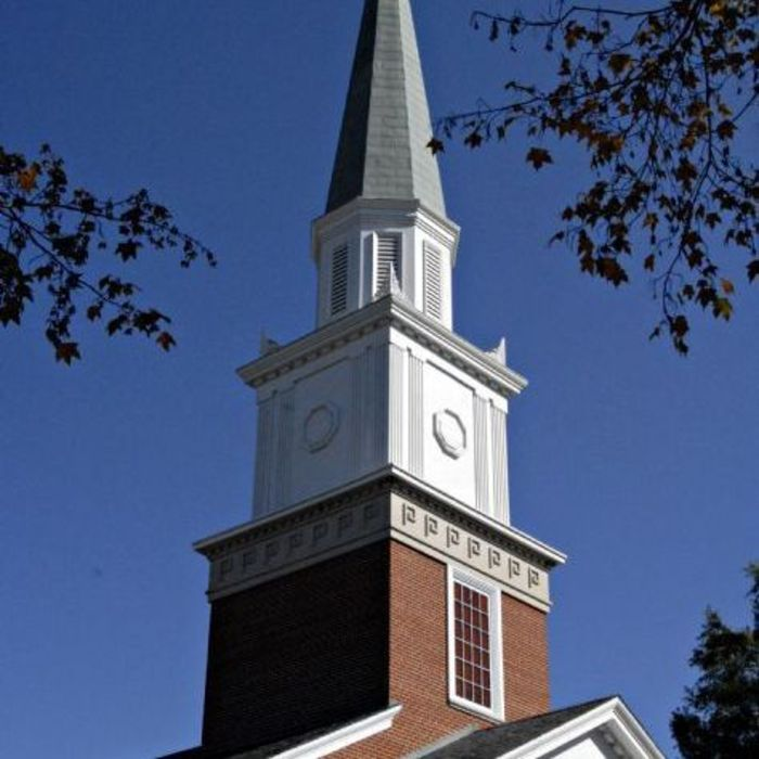 Hickory North Carolina: First United Methodist Church Of Hickory