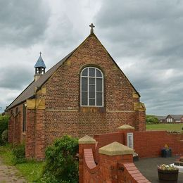 St Andrew Mission Church, Cambois, Northumberland, United Kingdom