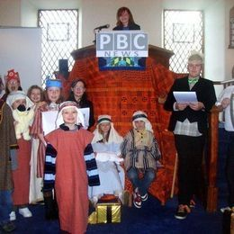 The Cool School Nativity