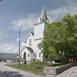 Cathedral of St. John The Evangelist, Corner Brook, Newfoundland and Labrador, Canada