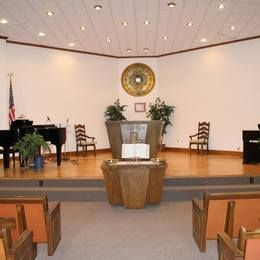 Albia Baptist Temple Church - Albia, Iowa