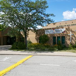 Sts. Peter and Paul Catholic School  4205 Woodington Drive Mississauga