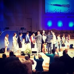 Senior Sunday 2014 at Woodlawn Church
