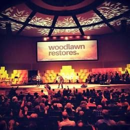 Woodlawn Church sunday service