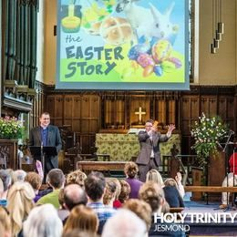 Easter 2015 Sunday Morning service at HT