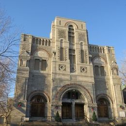 Church of St. Gabriel - Montreal, Quebec