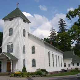 Highland Mills United Methodist Church, Highland Mills, New York, United States