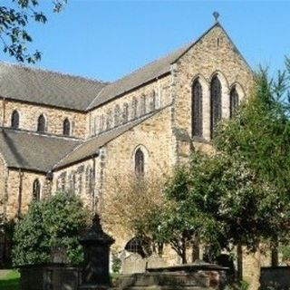 All Saints Church, Ecclesall, South Yorkshire, United Kingdom
