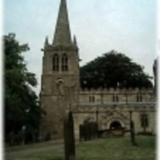 All Saints Church, Kirk Deighton, North Yorkshire, United Kingdom