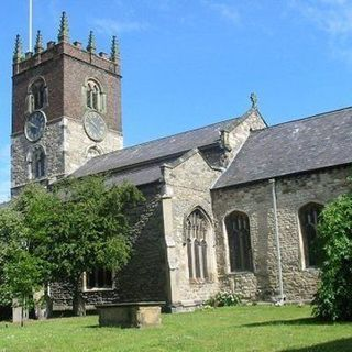 All Saints Church, Market Weighton, East Riding of Yorkshire, United Kingdom