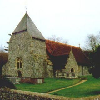 All Saints Church, West Dean, East Sussex, United Kingdom